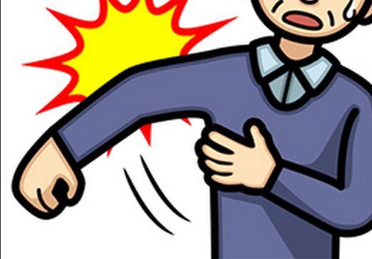 肩が上がらないい四十肩治療大田区整体腕を上げると痛い